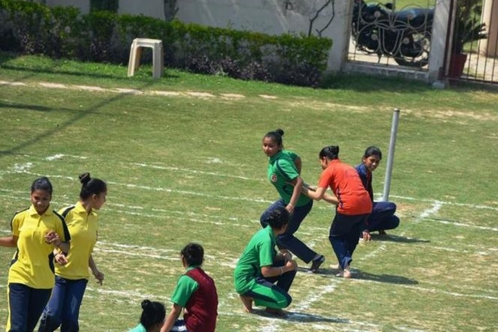 Scholars Valley International School-Games