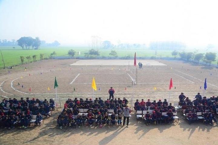 Scholars Valley International School-Sports Meet