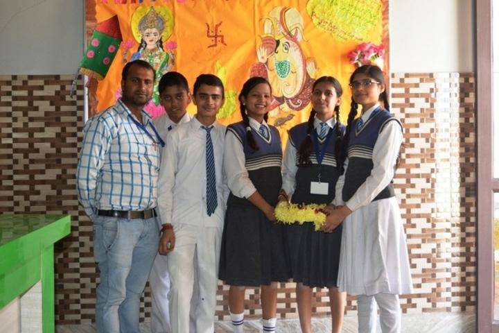 Shanti Memorial Public School-Diwali