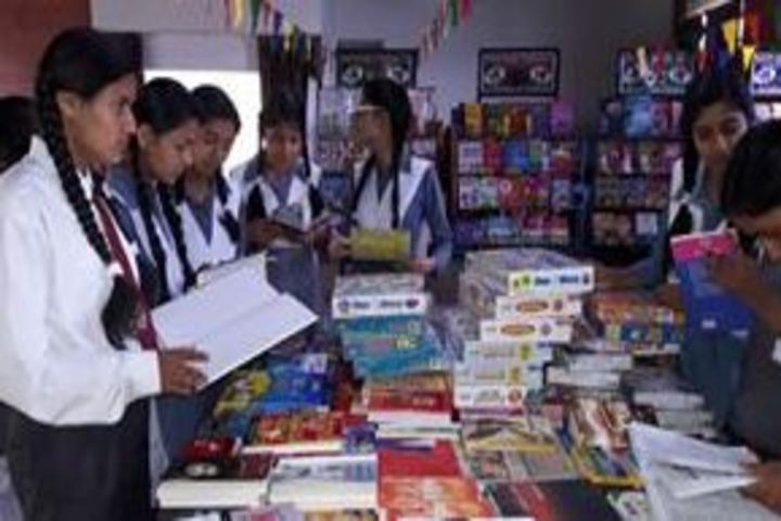Sharda Public School-Book Fair