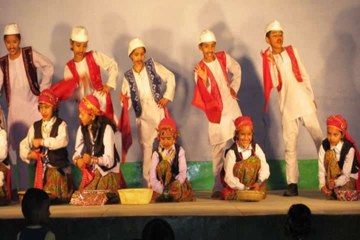 Sharda Public School-Dance