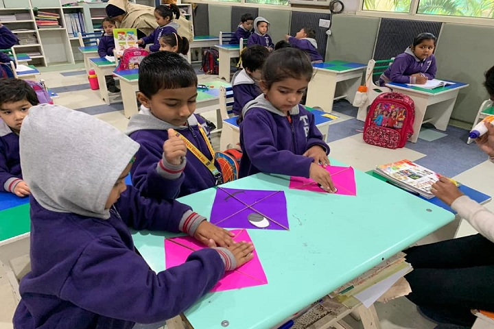 The British School-Art