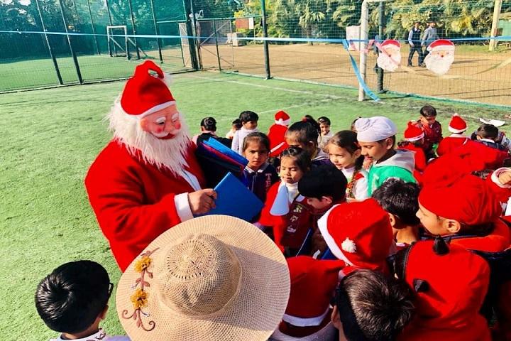 The British School-Christmas Eve Celebration