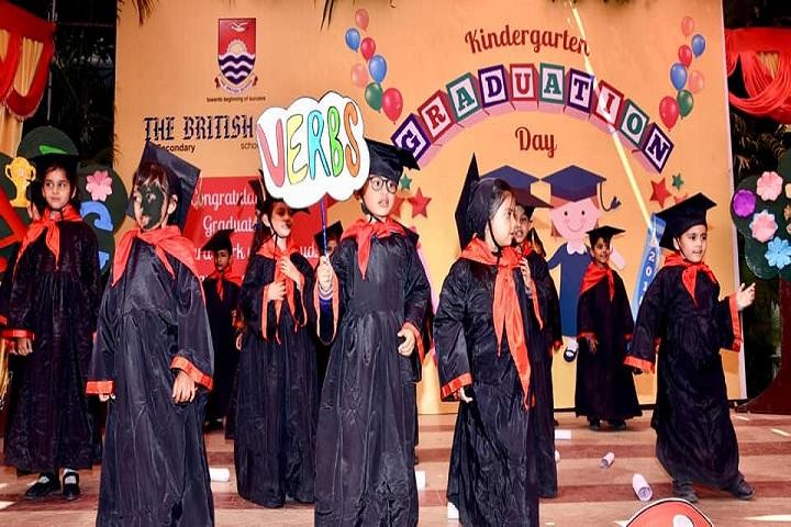 The British School-Graduation Day