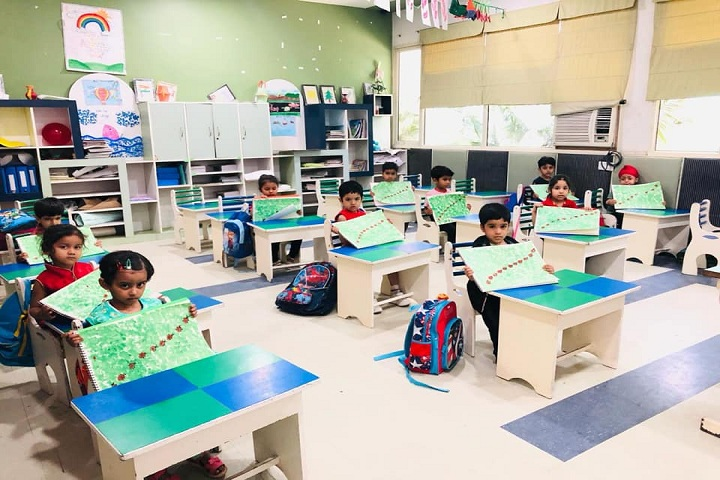 The British School-Kids Classroom