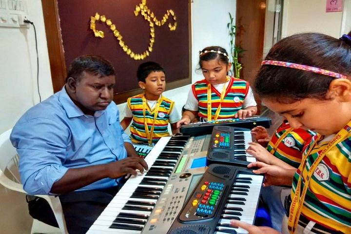 The British School-Music Class