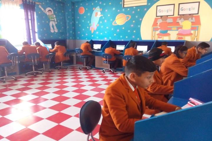 Shemford School-Computer Lab