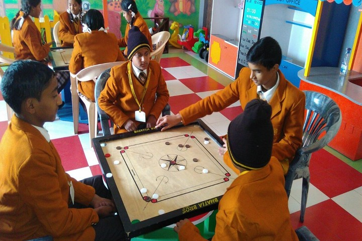 Shemford School-Indoor Games