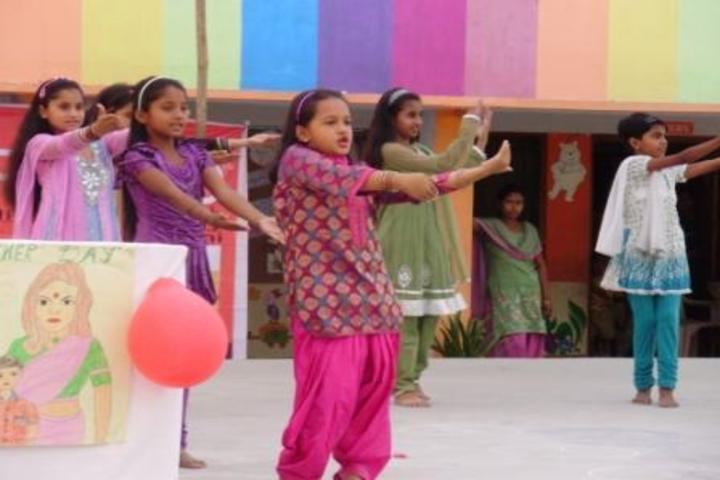 Shemford School-Dances