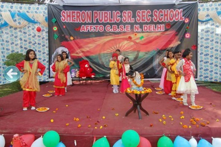 Sheron Public School-Dance Performance