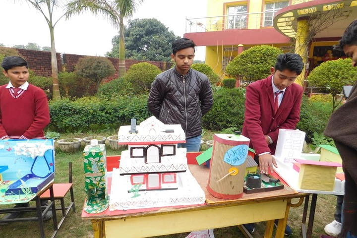 Sheron Public School-Exhibition