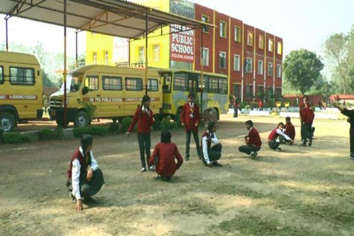 Sheron Public School-Kho Kho