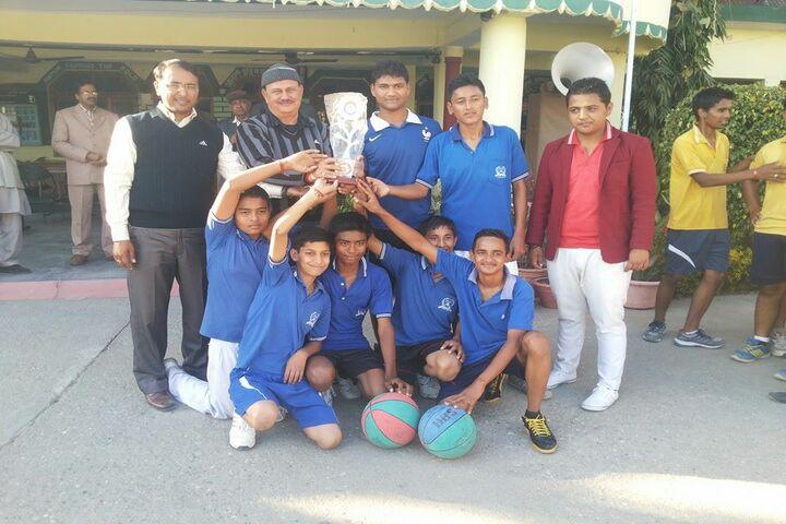 Shiksha Bharati Secondary School-Achievement