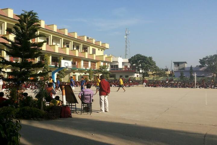 Shiksha Bharati Secondary School-Campus