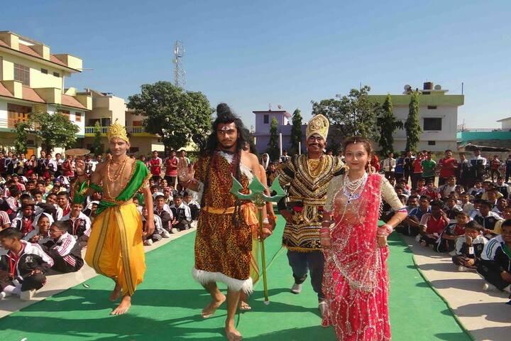 Shiksha Bharati Secondary School-Children's Day