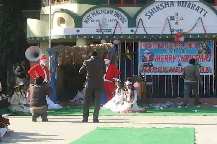 Shiksha Bharati Secondary School-Christmas Celebrations