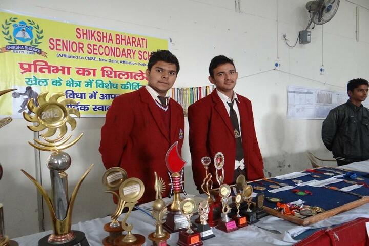 Shiksha Bharati Secondary School-Exhibition