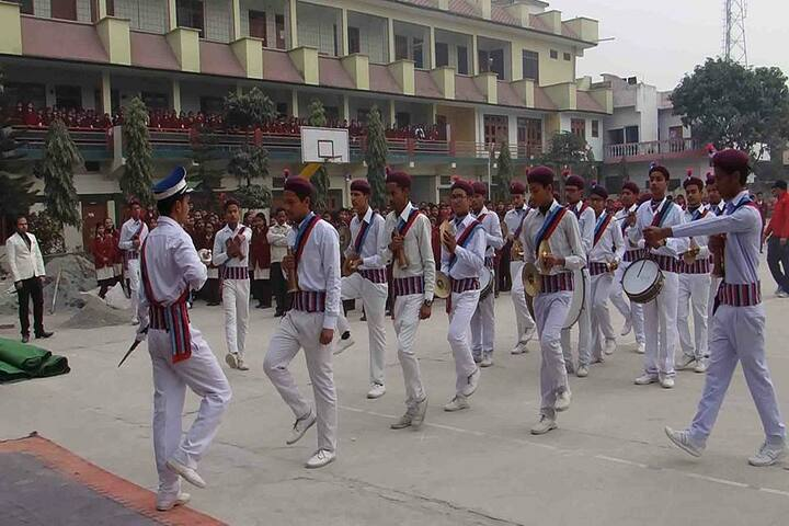 Shiksha Bharati Secondary School-Republic Day