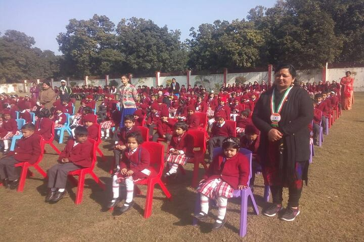 Shiksha Shree Public School- Activity