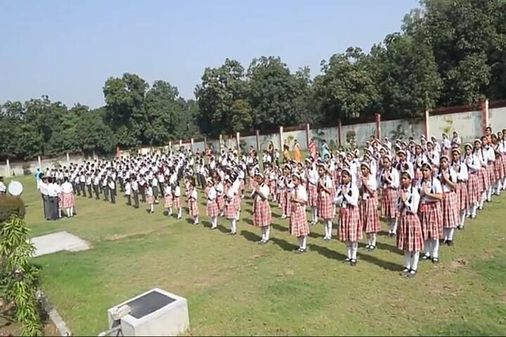 Shiksha Shree Public School- Assembly