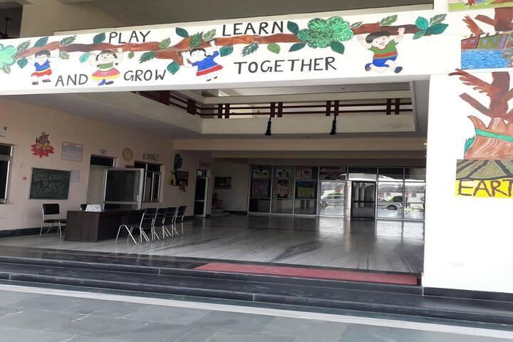 Shiksha Shree Public School- Campus