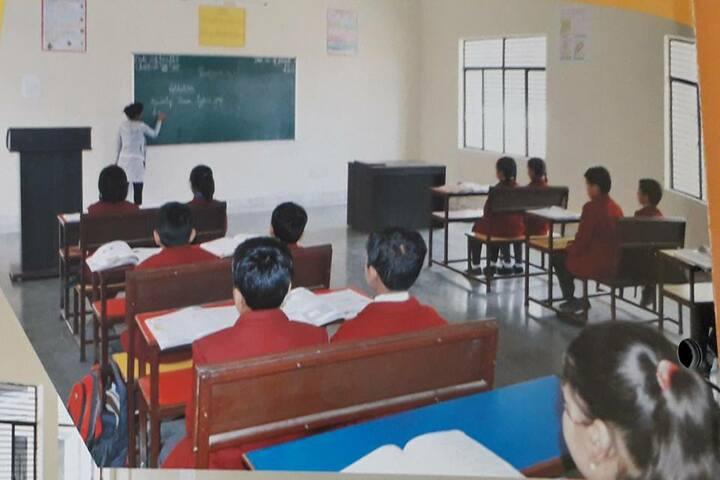 Shiksha Shree Public School- Classroom