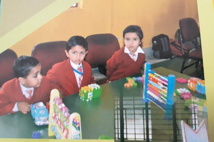 Shiksha Shree Public School- Maths Lab