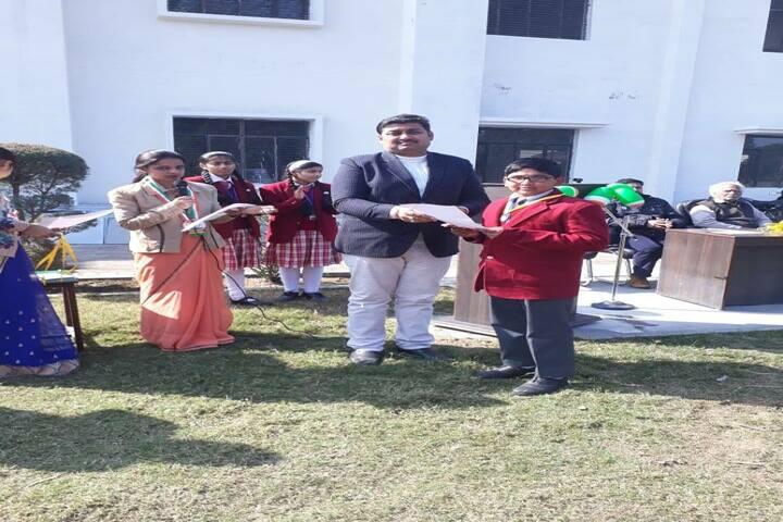 Shiksha Shree Public School- Presentation