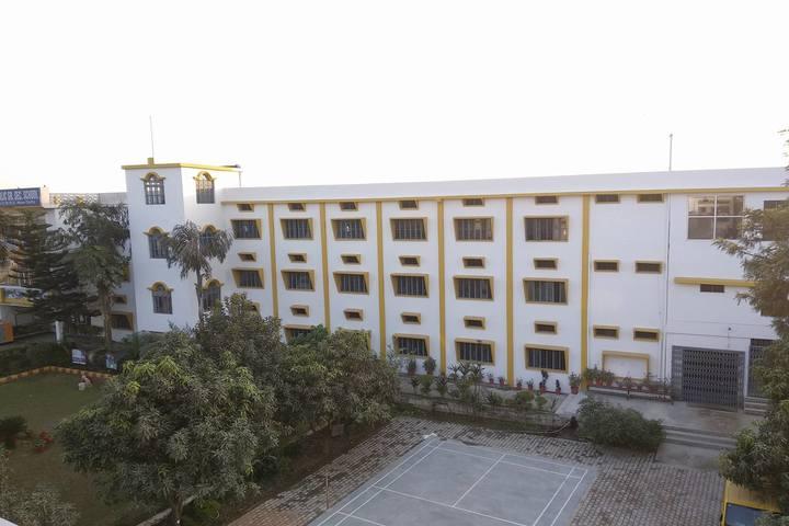 Shivalik Public School-Building