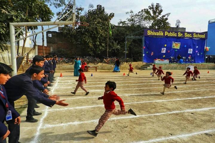 Shivalik Public School-Sports
