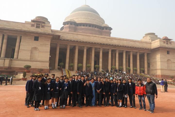 Shivalik Public School-Tour