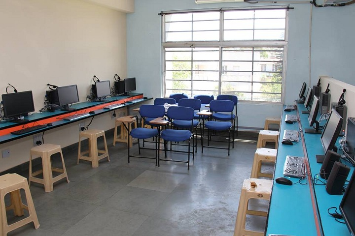 The New Public School-Computer Lab