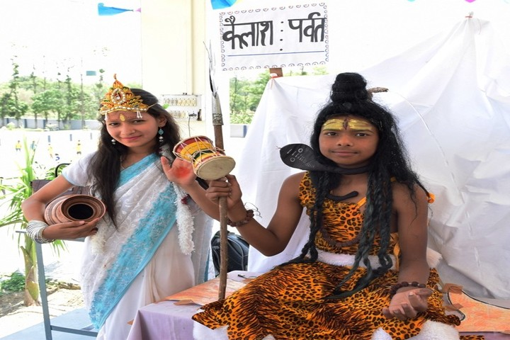 Shivalik Academy-Activities