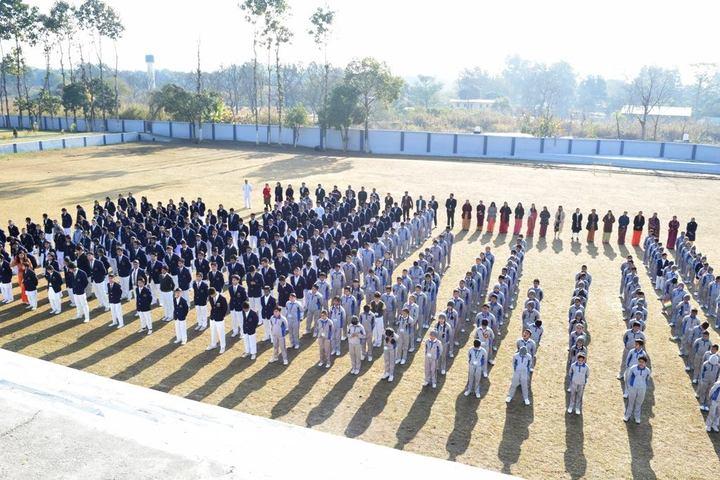 Shivalik Academy-Assembly