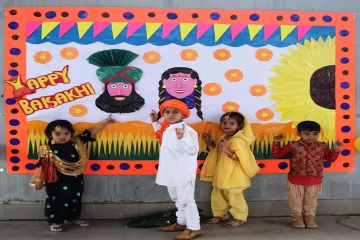 Shivalik Academy-Baisakhi Celebrations