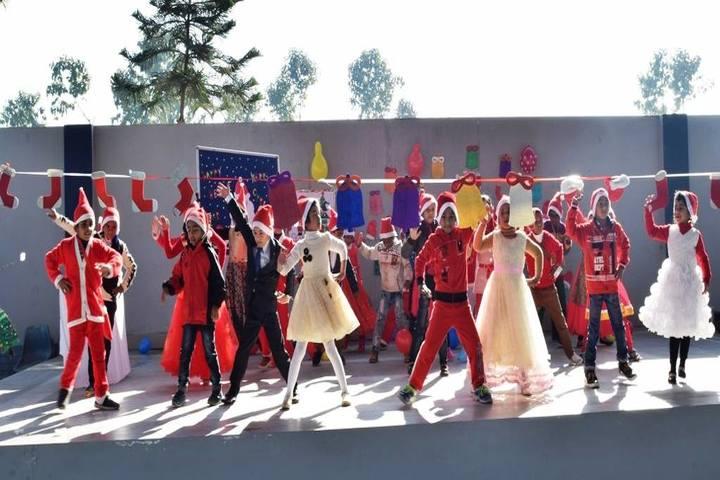 Shivalik Academy-Christmas