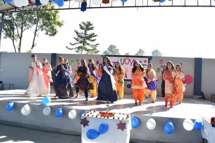Shivalik Academy-Dances