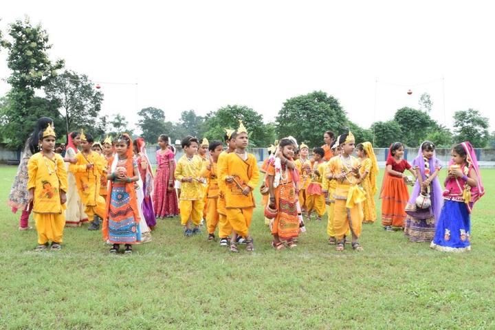 Shivalik Academy-Janmasthami