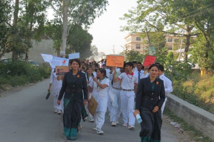Shivdale School-Run for Unity