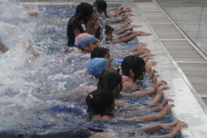 Shivdale School-Swimming