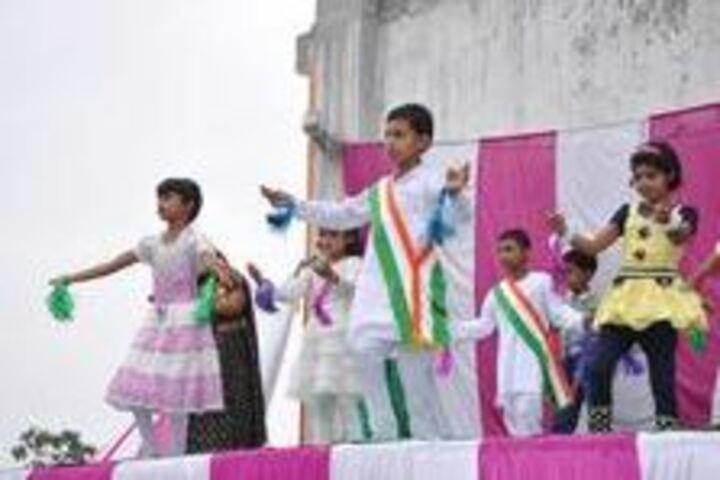 Shree Yogeshwar Public School-Dances2