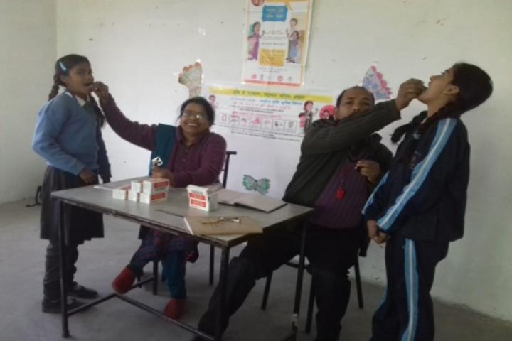 Shree Yogeshwar Public School-Medical Checkup