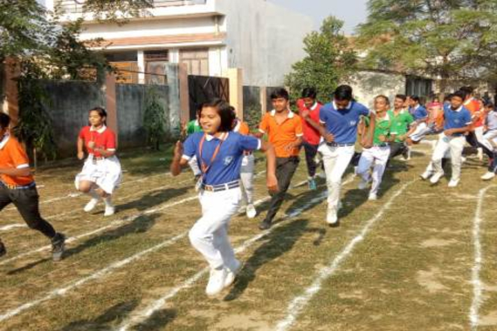 Shree Yogeshwar Public School-Run for Unity