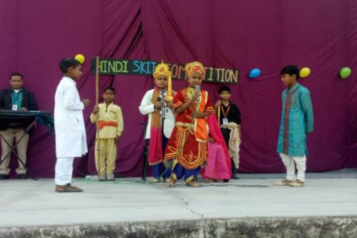 Shree Yogeshwar Public School-Skit