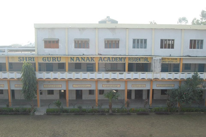 Shri Guru Nanak Academy-Hostel