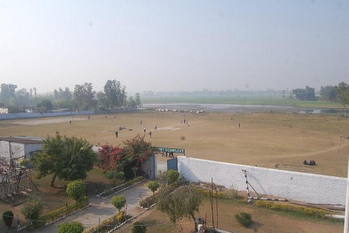 Shri Guru Nanak Academy-Play Ground