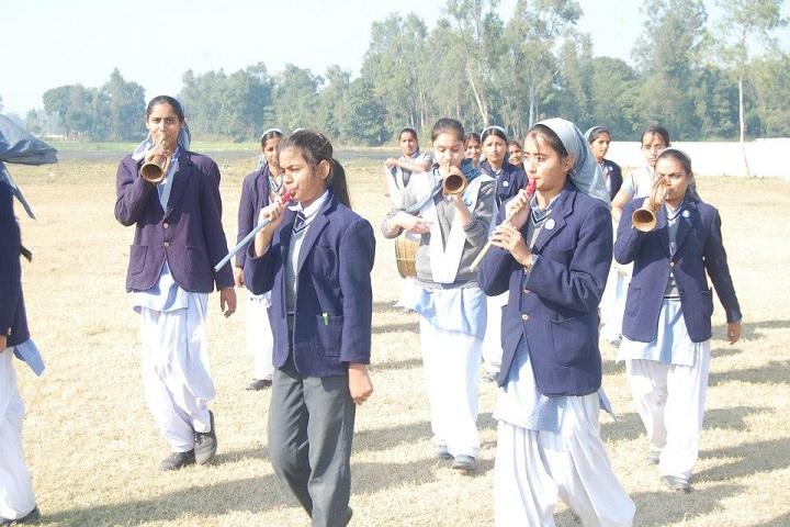 Shri Guru Nanak Academy-School Drill