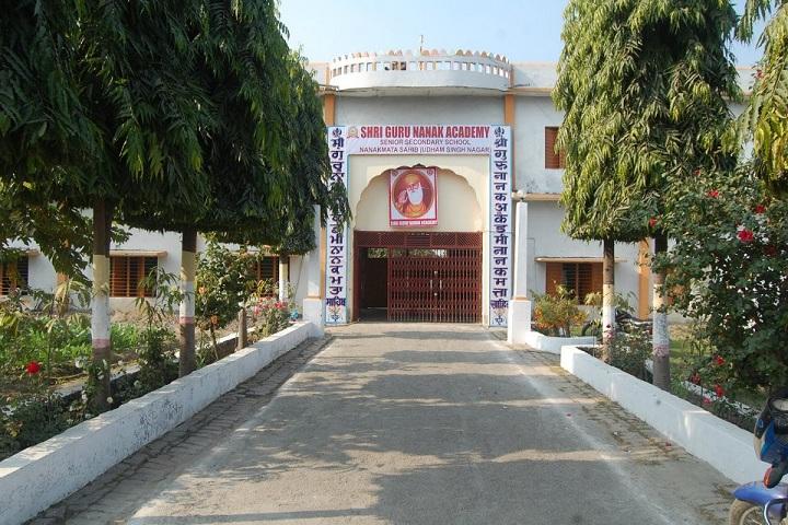 Shri Guru Nanak Academy-School