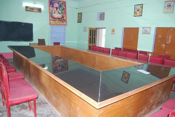 Shri Guru Nanak Academy-Staff Room