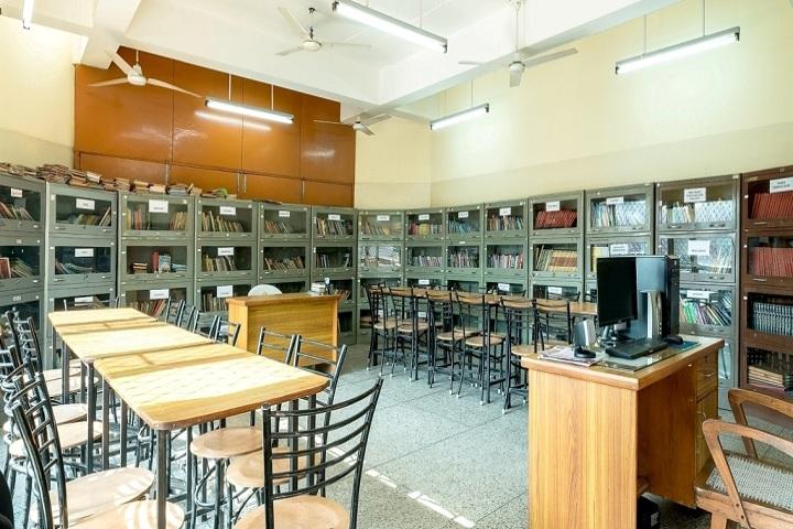 Tribune Model School-Library